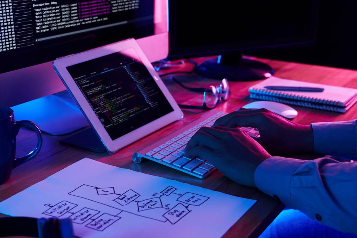شرکت توسعه وب فرتاک