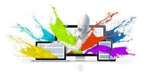 روانشناسی رنگها در طراحی وب سایت