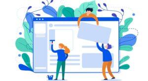 هشت گام مهم برای طراحی وب سایت